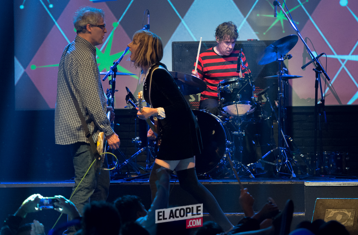 The Muffs live at Niceto Club 04/21/17