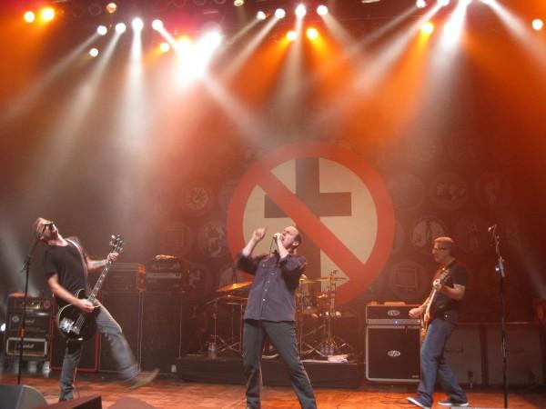 Escuchá lo nuevo de Bad Religion