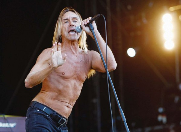 Escuchá lo nuevo de Iggy Pop and The Stooges