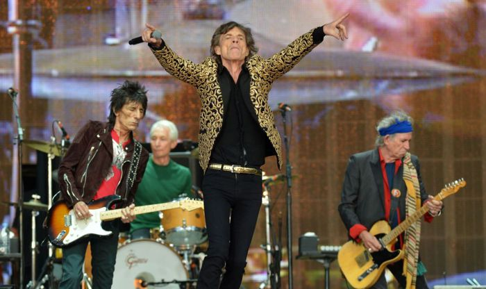 the rolling stones hyde park 2013