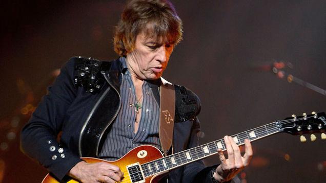 Guitarrista de Bon Jovi se presentará en Valparaíso
