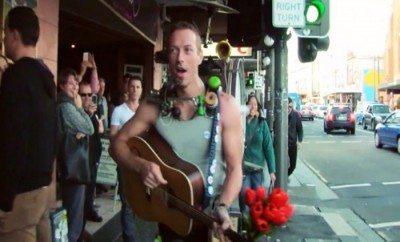 coldplay video a sky full of stars