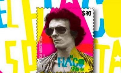 sello postal spinetta