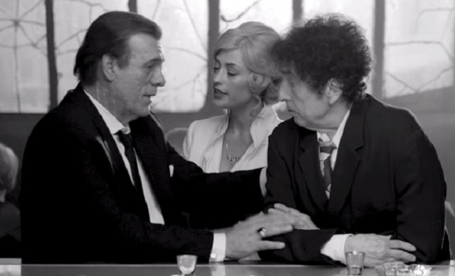 bob dylan video The Night We Called It A Day