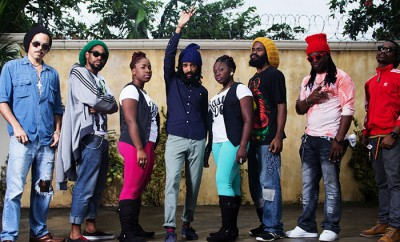 Protoje and The Indiggnation prensa 2015